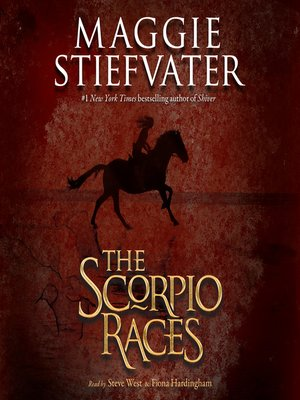 Click this cover for a(n) Audiobook sample of The Scorpio Races.