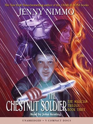 Click this cover for a(n) Audiobook sample of The Chestnut Soldier.