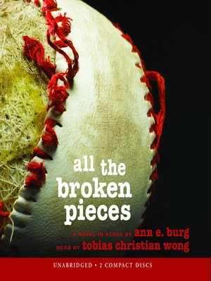 Cover of All the Broken Pieces