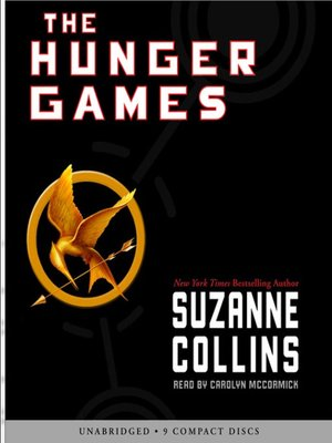 Click this cover for a(n) Audiobook sample of The Hunger Games.