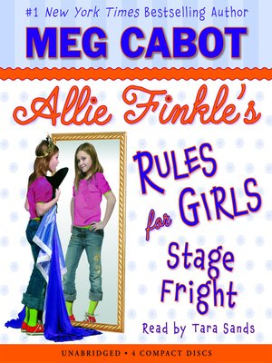 Click this cover for a(n) Audiobook sample of Stage Fright