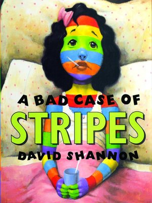 Click this cover for a(n) Audiobook sample of A Bad Case of Stripes.