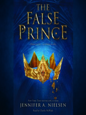 Click this cover for a(n) Audiobook sample of The False Prince.