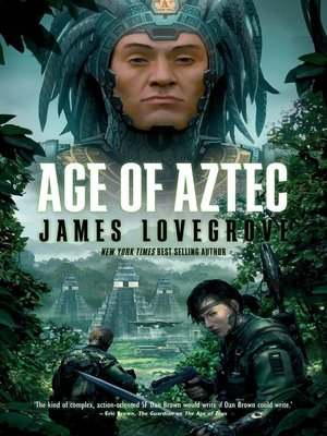 Click this cover for a(n) eBook sample of Age of Aztec