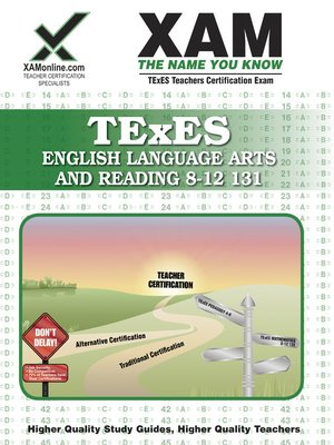TExES English Lang-Arts and Reading 8-12 131