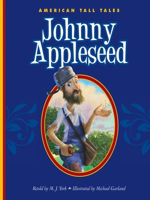 Click this cover for a(n) eBook sample of Johnny Appleseed