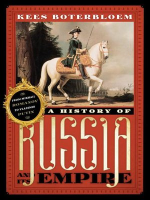 A History of Russia and Its Empire