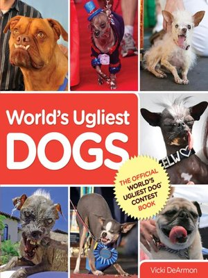 Cover of World's Ugliest Dogs