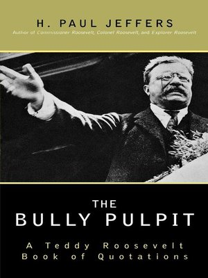Click this cover for a(n) eBook sample of The Bully Pulpit.