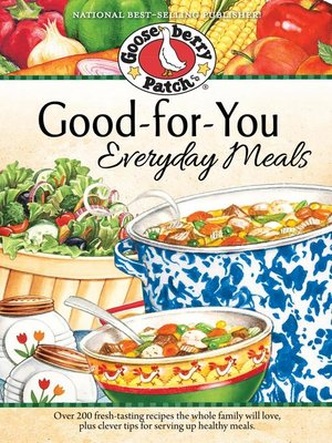Cover of Good-for-You Everyday Meals Cookbook