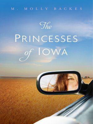 Click this cover for a(n) eBook sample of The Princesses of Iowa.