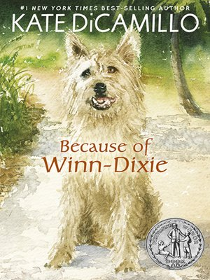 Click this cover for a(n) eBook sample of Because of Winn-Dixie.