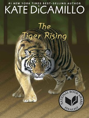 Cover of The Tiger Rising