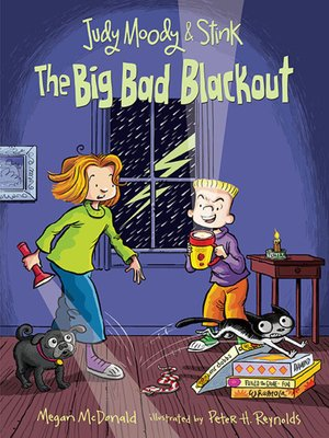 Click this cover for a(n) eBook sample of The Big Bad Blackout.