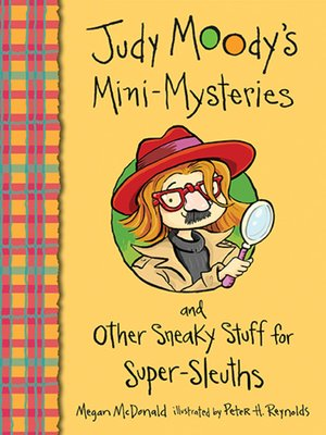 Click this cover for a(n) eBook sample of Judy Moody's Mini-Mysteries.