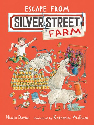 Click this cover for a(n) eBook sample of Escape from Silver Street Farm.