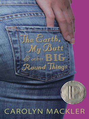 Click this cover for a(n) eBook sample of The Earth, My Butt, and Other Big Round Things.