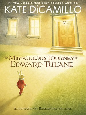Click this cover for a(n) eBook sample of The Miraculous Journey of Edward Tulane.