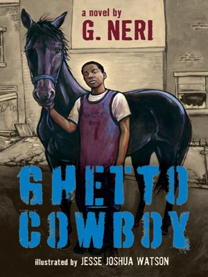 Click this cover for a(n) eBook sample of Ghetto Cowboy