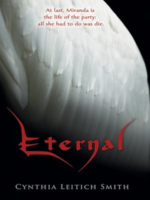 Click this cover for a(n) eBook sample of Eternal.