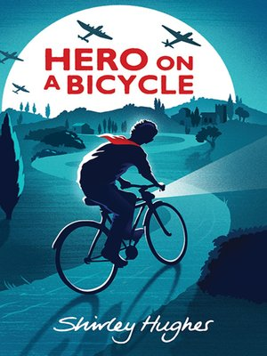 Click this cover for a(n) eBook sample of Hero on a Bicycle.