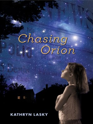 Click this cover for a(n) eBook sample of Chasing Orion
