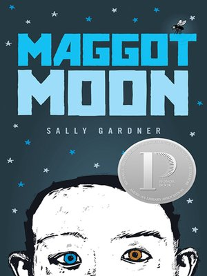 Click this cover for a(n) eBook sample of Maggot Moon.