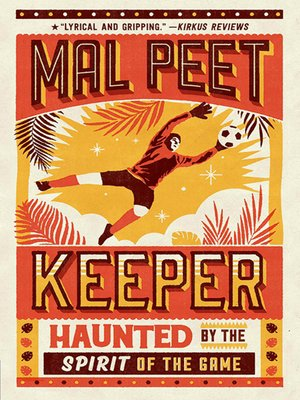 Click this cover for a(n) eBook sample of Keeper.