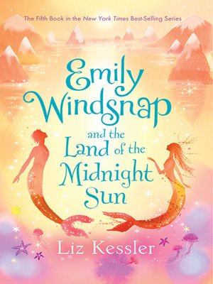 Click this cover for a(n) eBook sample of Emily Windsnap and the Land of the Midnight Sun