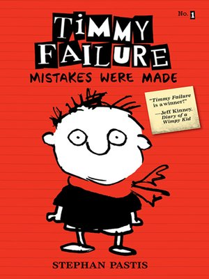 Click this cover for a(n) eBook sample of Timmy Failure