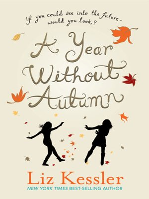 Click this cover for a(n) eBook sample of A Year Without Autumn