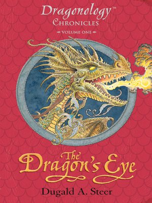 Cover of The Dragon's Eye