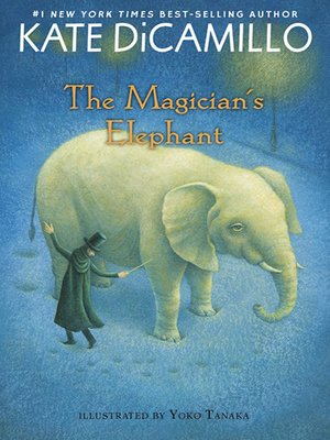 Click this cover for a(n) eBook sample of The Magician's Elephant.