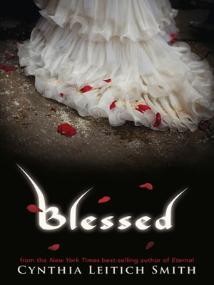 Click this cover for a(n) eBook sample of Blessed.