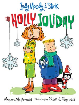 Click this cover for a(n) eBook sample of The Holly Joliday.