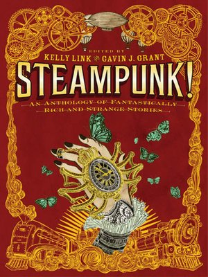 Click this cover for a(n) eBook sample of Steampunk!.