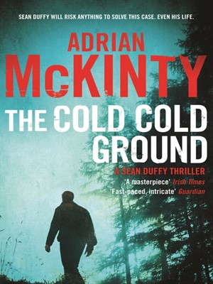 Click this cover for a(n) eBook sample of The Cold, Cold Ground.