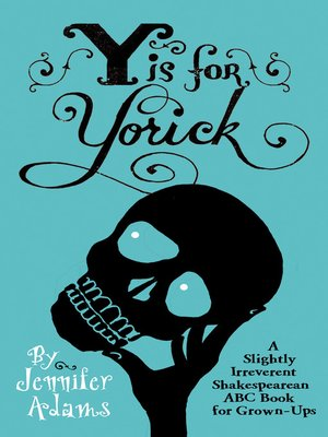 Click this cover for a(n) eBook sample of Y is for Yorick.
