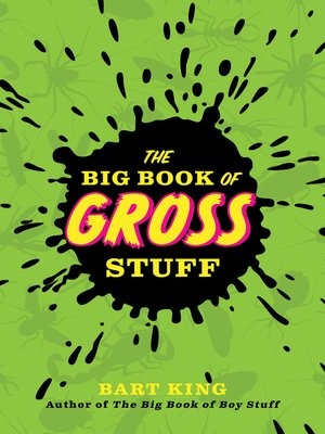 The Big Book of Gross Stuff