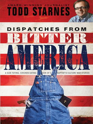 Click this cover for a(n) eBook sample of Dispatches from Bitter America