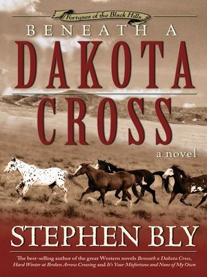 Click this cover for a(n) eBook sample of Beneath a Dakota Cross