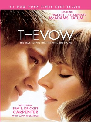 Click this cover for a(n) eBook sample of The Vow
