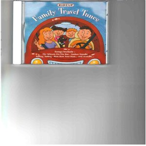 Cover of Family Travel Tunes