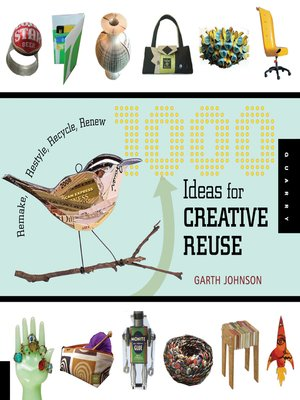 Click this cover for a(n) eBook sample of 1000 Ideas for Creative Reuse