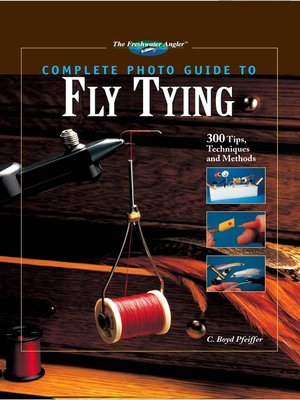 Click this cover for a(n) eBook sample of Complete Photo Guide to Fly Tying