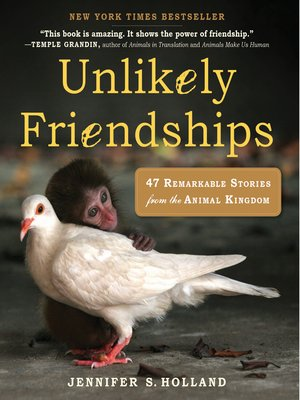 Click this cover for a(n) eBook sample of Unlikely Friendships.