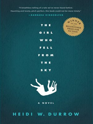 Click this cover for a(n) eBook sample of The Girl Who Fell from the Sky