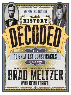 Click this cover for a(n) eBook sample of History Decoded