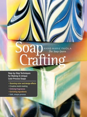 Click this cover for a(n) eBook sample of Soap Crafting