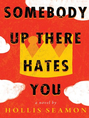 Click this cover for a(n) eBook sample of Somebody Up There Hates You